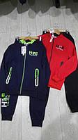 Подростковые трикотажные спортивные костюмы GRACE,разм 134-164 см,95% хлопок