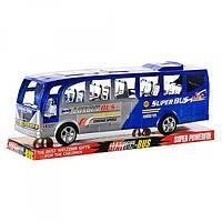 Автобус детский инерционный Metr+