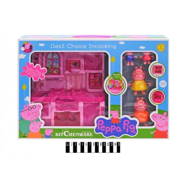 Игровой домик Metr+ Свинка Пеппа