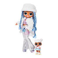 Набор с куклой L.O.L. Surprise! Winter Disco Снежный ангел