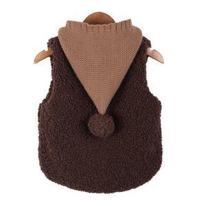 Жилетка детская с капюшоном, фото 2