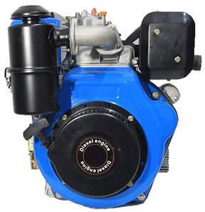 Двигатель для мотоблока Беларусь 178F без шкива
