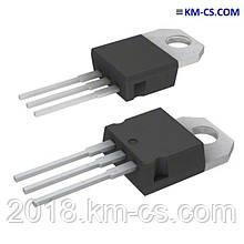 Стабілізатор напруги (Voltage Regulators) L7805CV (STM)