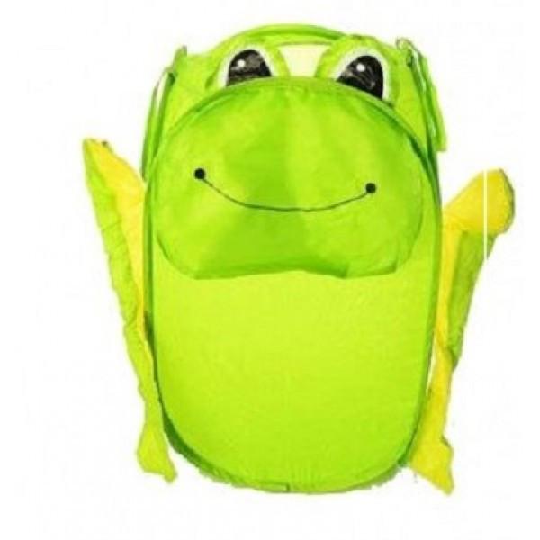 Корзина для игрушек Лягушка Metr+ Салатовый