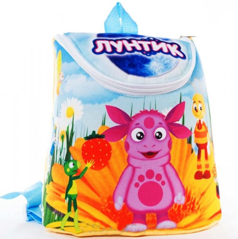 Рюкзак для детей с героем мультфильма