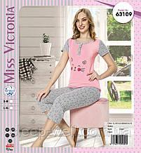 Пижама с  капрями, Мисс Виктория