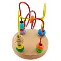 Дерев'яна іграшка МДІ Лабіринт №4