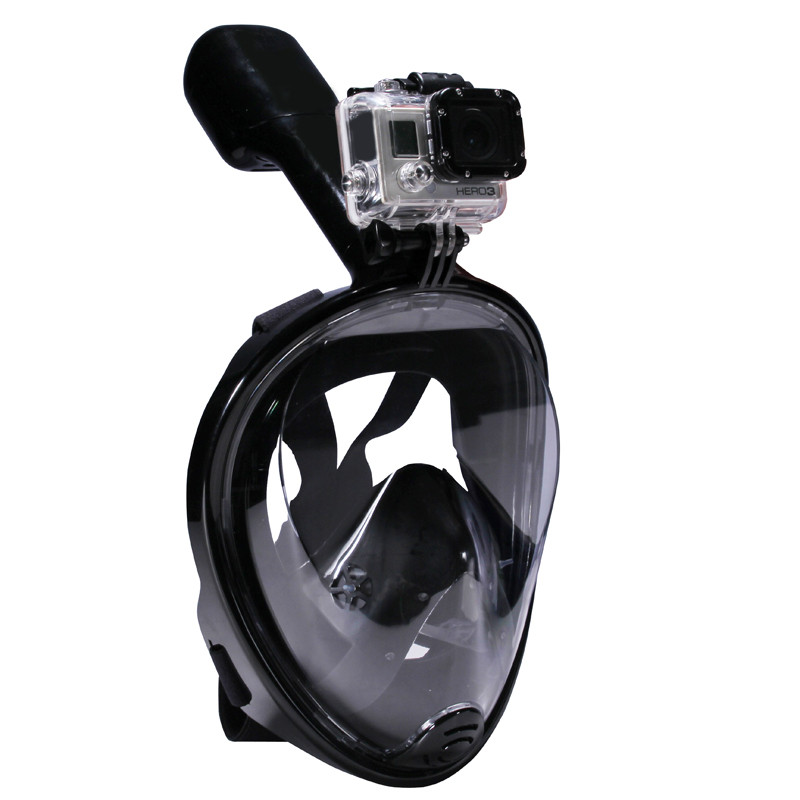 Подводная маска Черный S/M