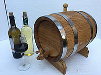 Бочка дубовая для самогона 10 литров