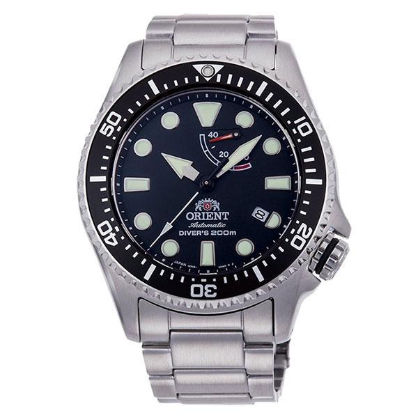 Часы Orient Triton Sapphire RA-EL0001B00B Black Diver 40N5A.