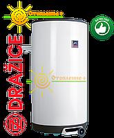 Электрический водонагреватель Drazice OKCE 50 сухой тэн