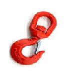 Крюк красный поворотный    750кг