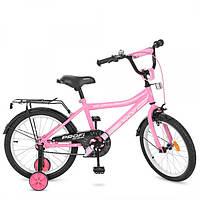 Велосипед детский PROFІ  18 д. Розовый