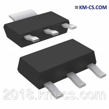 Стабилизатор напряжения (Voltage Regulators) REG1117A-1.8 (Texas instruments)