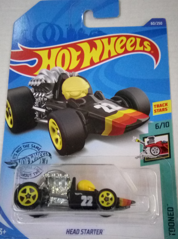 Машинка Hot Wheels 2020 Head Starter