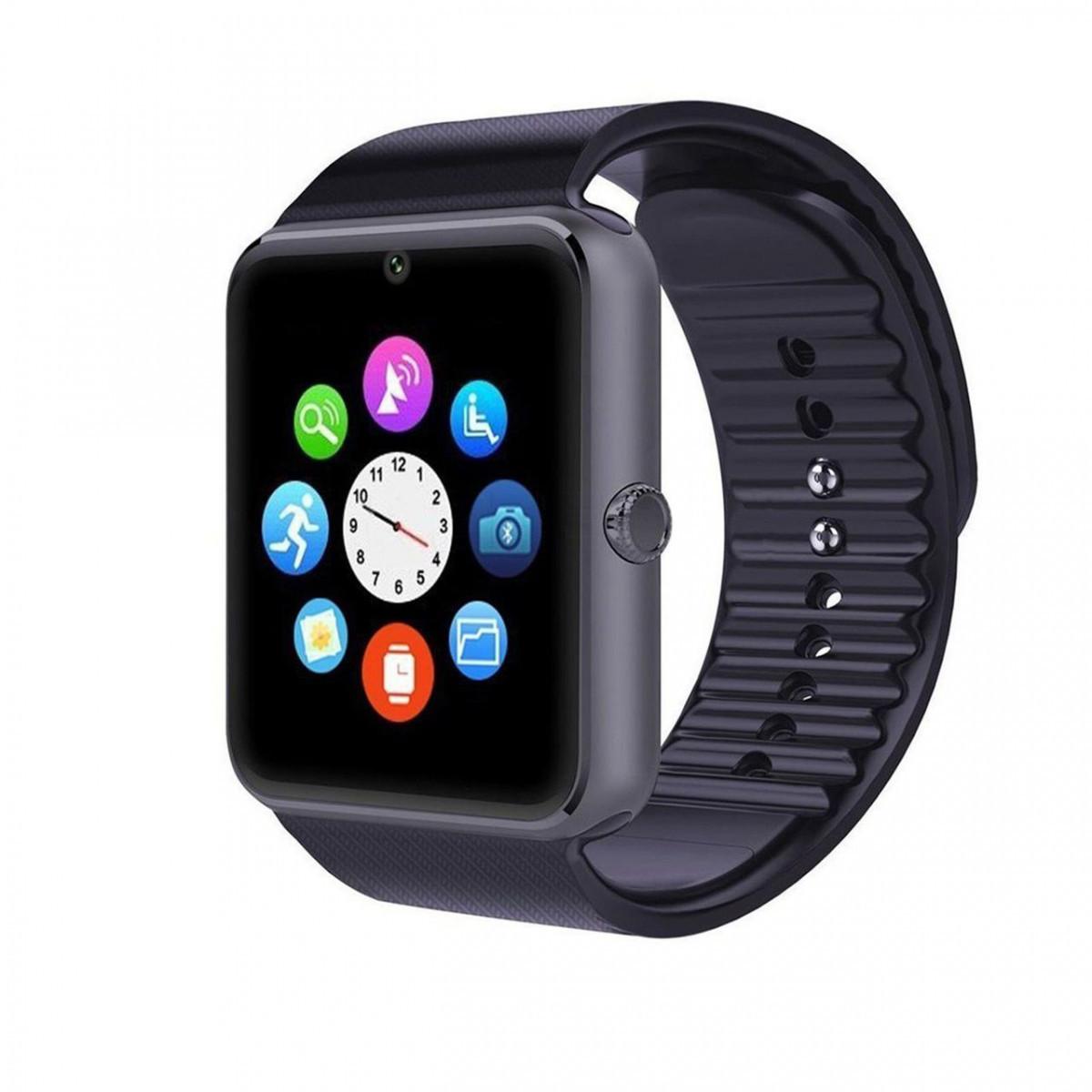 Умные часы Smart Watch Phone GT08 Черный
