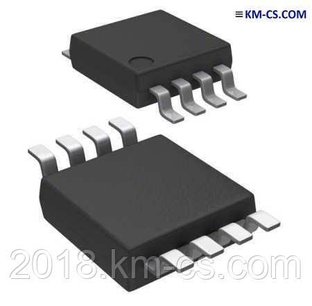 Стабілізатор напруги (Voltage Regulators) TPS79801QDGNRQ1 (Texas Instruments)