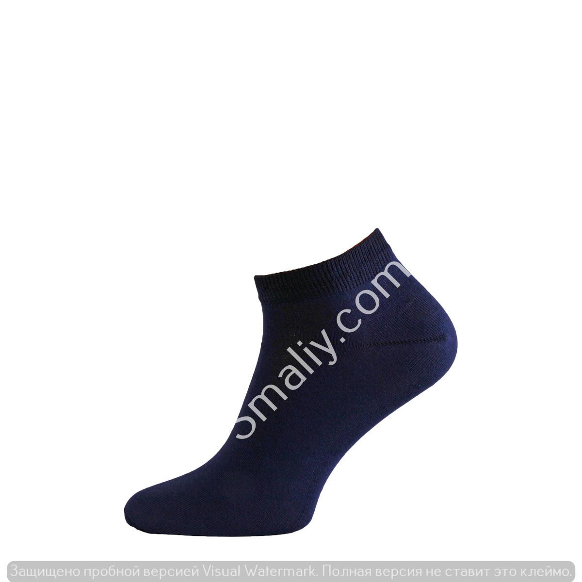 Мужские демисезонные укороченные носки