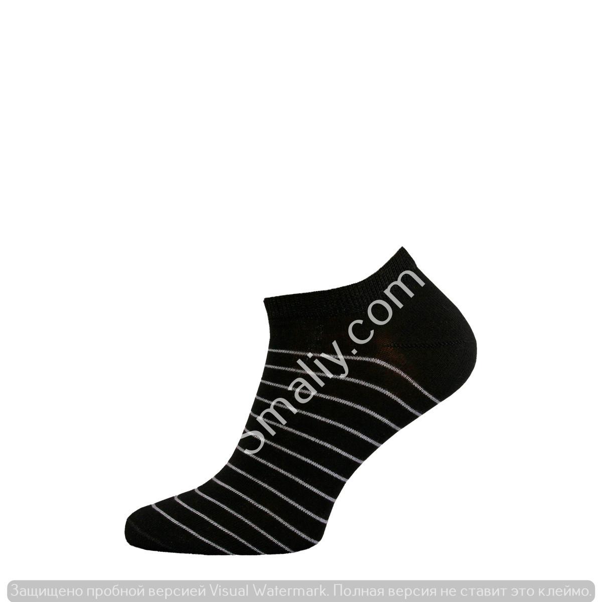 Мужские демисезонные короткие носки