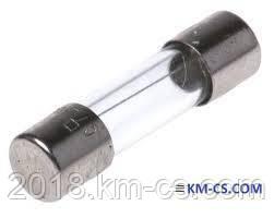 Скляні (Glass) Fuse 179120 0.63 A 5x20 // FST00,63