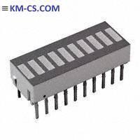 Стовпчикові матриці (Bar Graph Array) HDSP-4820 (Broadcom)