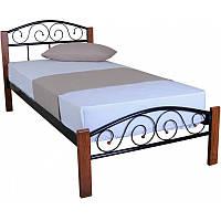 Кровать VEDERI 900x2000 black (E1649), фото 1