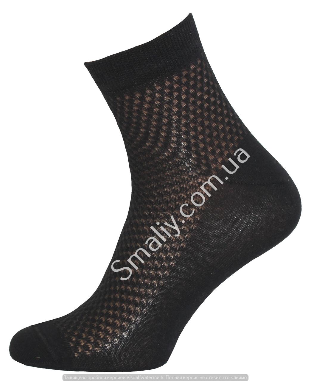 Летние классические носки, сетка
