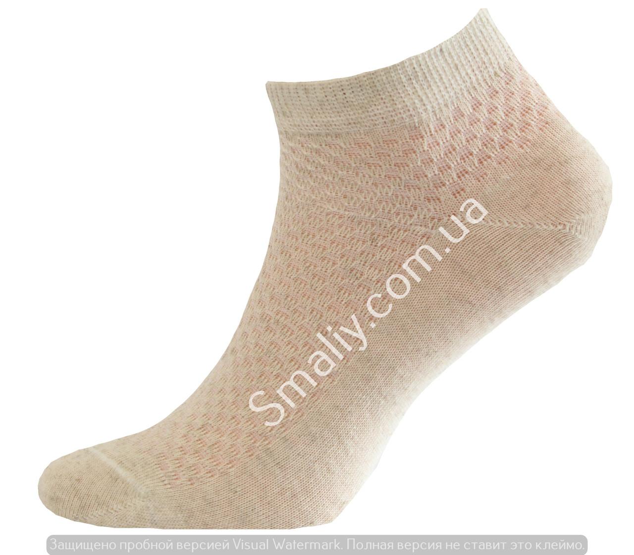 Носки мужские спортивные укороченные