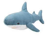 ✅ IKEA BLAHAJ (504.552.34) Мягкая игрушка, акула 55см