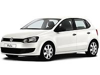 Коврики для VW POLO Hatch2010 г.в