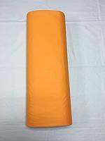 Ранфорс Турция (бязь) органик коттон 240 помаранч, фото 1