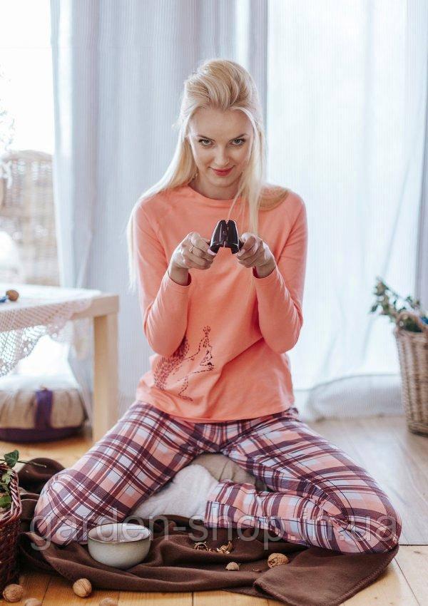 Піжама жіноча KEY LNS 403 комплект кофта та штани