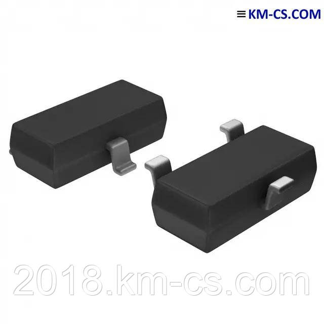 Транзистор биполярный npn MMBTA42-TP (Micro Commercial Components)