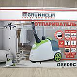 Отпариватель для одежды Grunhelm GS609C, фото 2