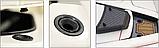 Пластиковая универсальная кнопка-фиксатор mini, для съемных панелей., фото 9