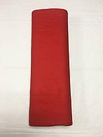 Ранфорс Турция (бязь) органик коттон 240 красный, фото 1