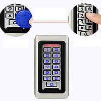 Система контроля доступа СКД панель RFID 125КГц+13.56МГц антивандальная (05403)