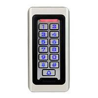 Система контроля доступа панель RFID 125КГц+13.56МГц антивандальная Retekess TAC03