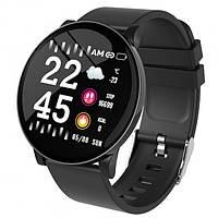 Смарт годинник Smart Watch S9 круглі, смарт годинник, годинникофон, розумні годинник