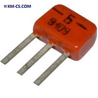 Транзистор биполярный pnp КТ361Б