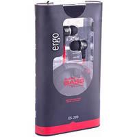 Вакуумные наушники Ergo ES-200 Black , гарнитура