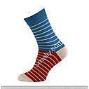 Чоловічі демісезонні шкарпетки з бавовни, фото 2