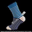 Чоловічі демісезонні шкарпетки з бавовни, фото 4