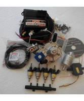 Комплект 4ц. STAG- 4 Q-BOX Basic, ред. Alaska 140 л.с. (до 100 кВт), форс. OMVL, ф. 11/11