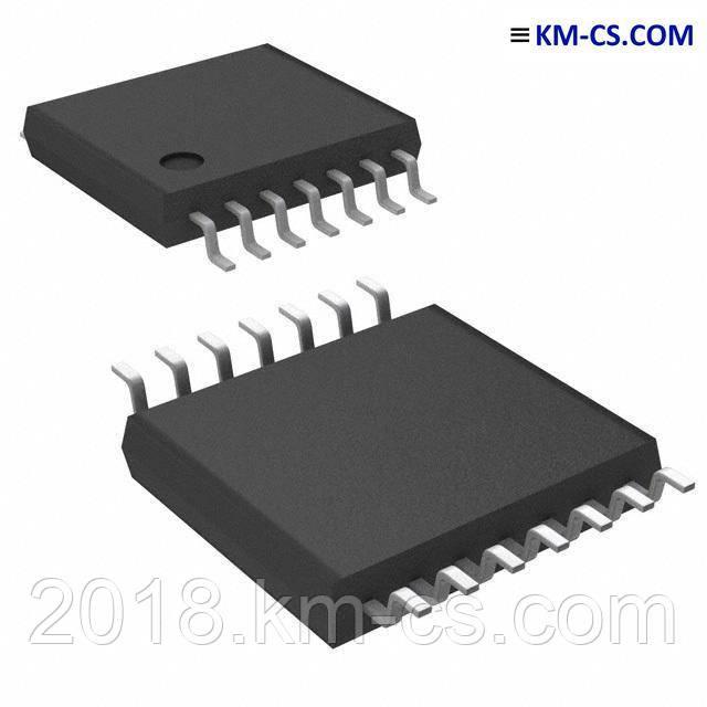 Підсилювач ОУ OPA4379AIPWR (Texas Instruments)