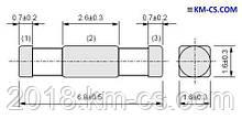 Фільтр радіоперешкод NFE61PT102E1H9L (NFM61R10T102T1) (Murata Electronics)