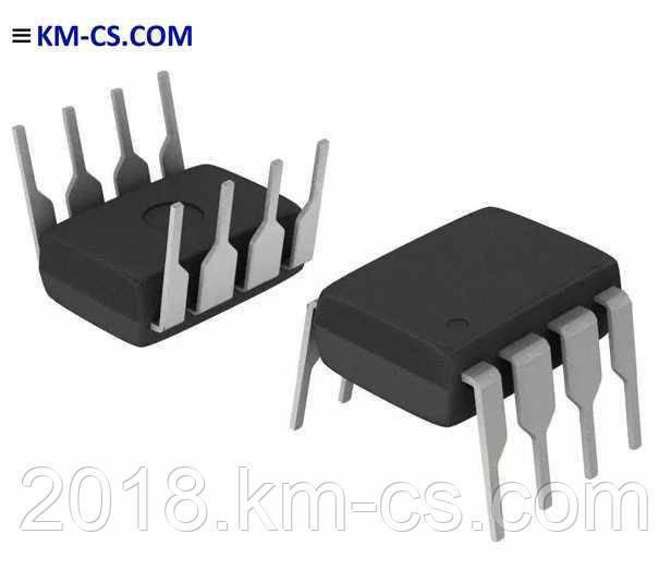 ШІМ-контролер (PWM - Pulse Width Modulator) MC34063AP1 (ON Semiconductor)