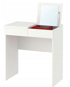 Дамский столик с зеркалом IKEA