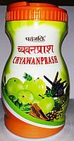 Чаванпраш Патанджали 1кг из свежих фруктов амлы натуральный продукт для повышения иммунитета Индия
