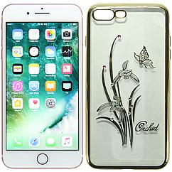 Чехол Beckberg Breathe seria для iPhone 7 Plus Orchid (12910)